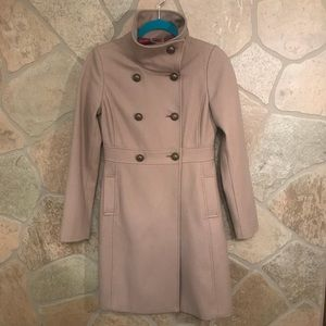 Old Navy Wool car coat. Size XS